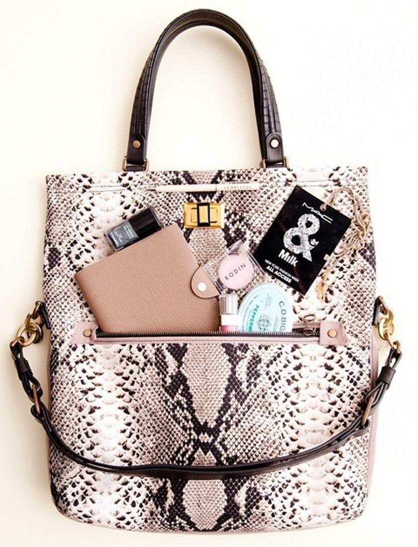Fashion Week Essentials