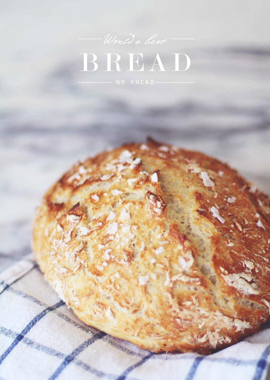 bedste brød opskrift