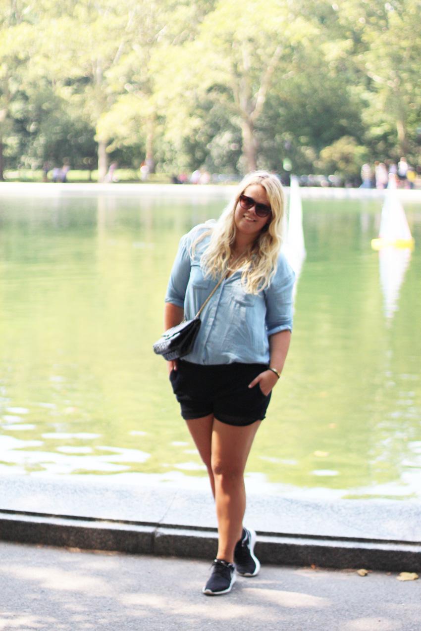 WEEKEND <i>i Central Park</i>