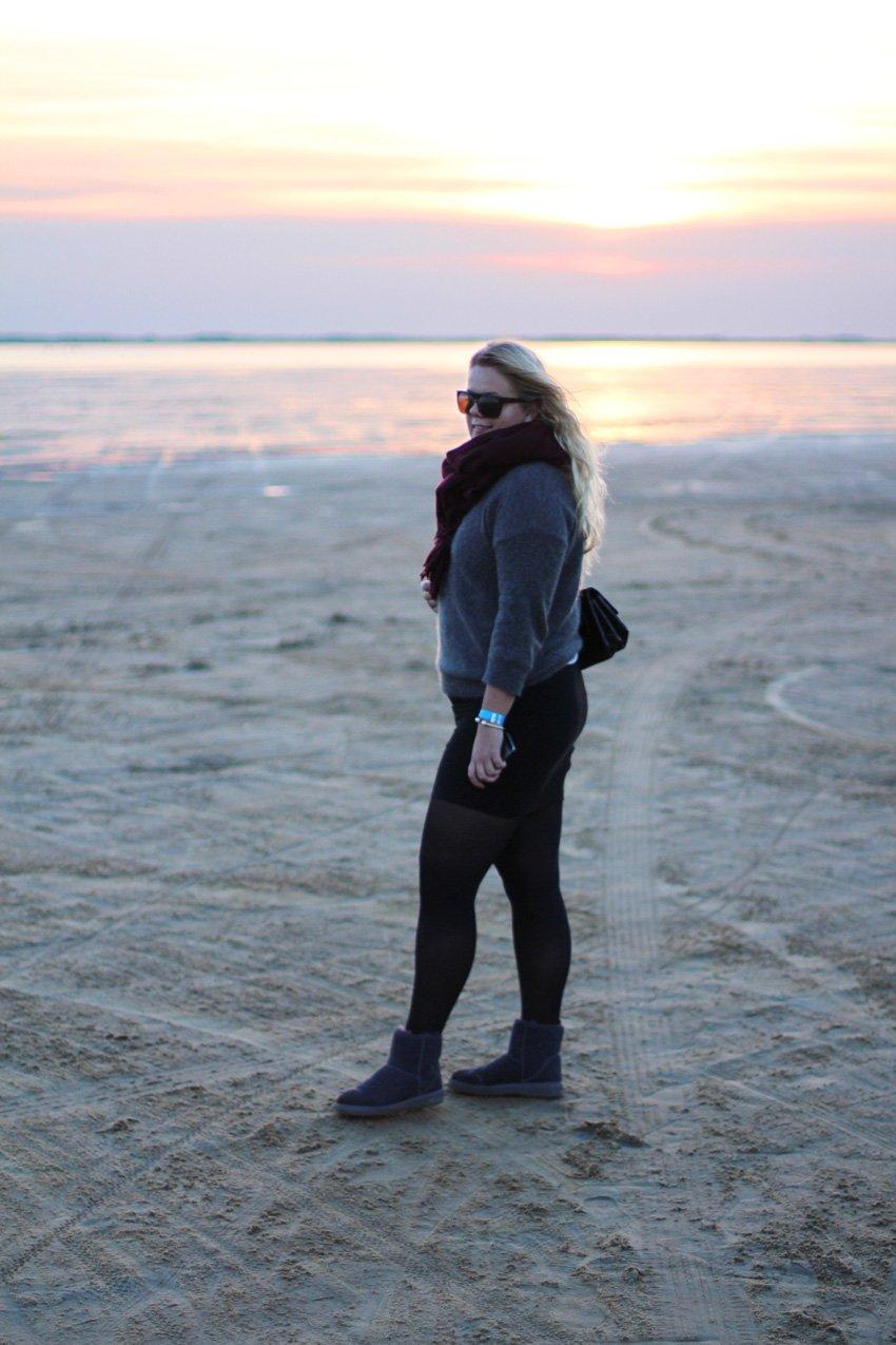 SOLNEDGANG <i>- ved Vesterhavet</i>