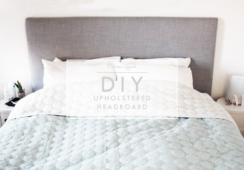 hjemmelavet sengegavl DIY – sådan laver du en polstret sengegavl | ACIE hjemmelavet sengegavl