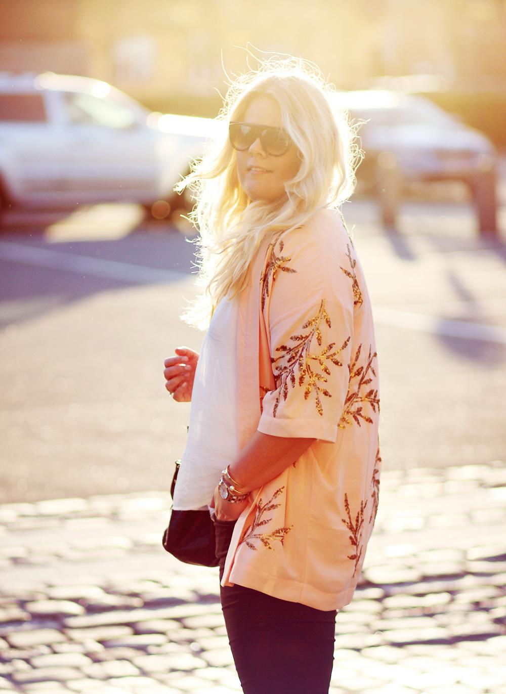 SHOPPING - Vero Moda kimono..