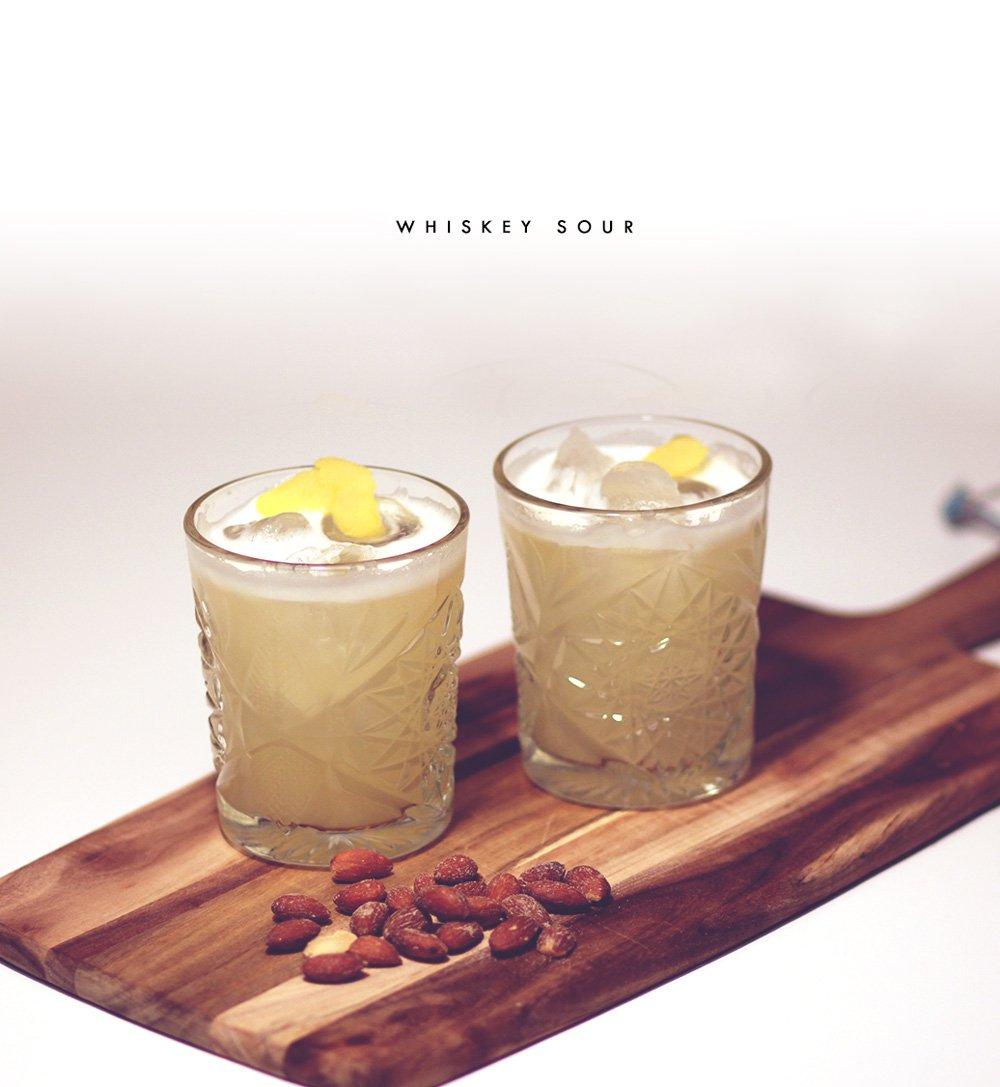 FREDAG -  fem cocktails weekenden..