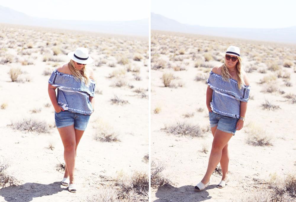 OUTFIT - Cecilie Copenhagen i ørkenen..