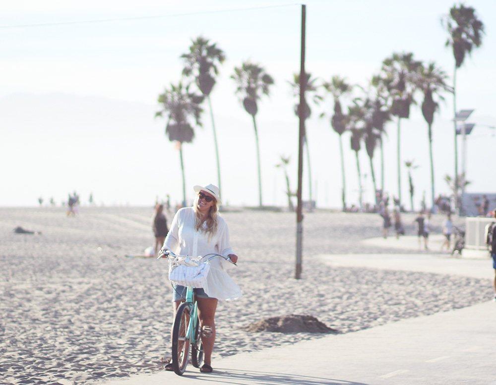 VENICE BEACH - den perfekte dag..