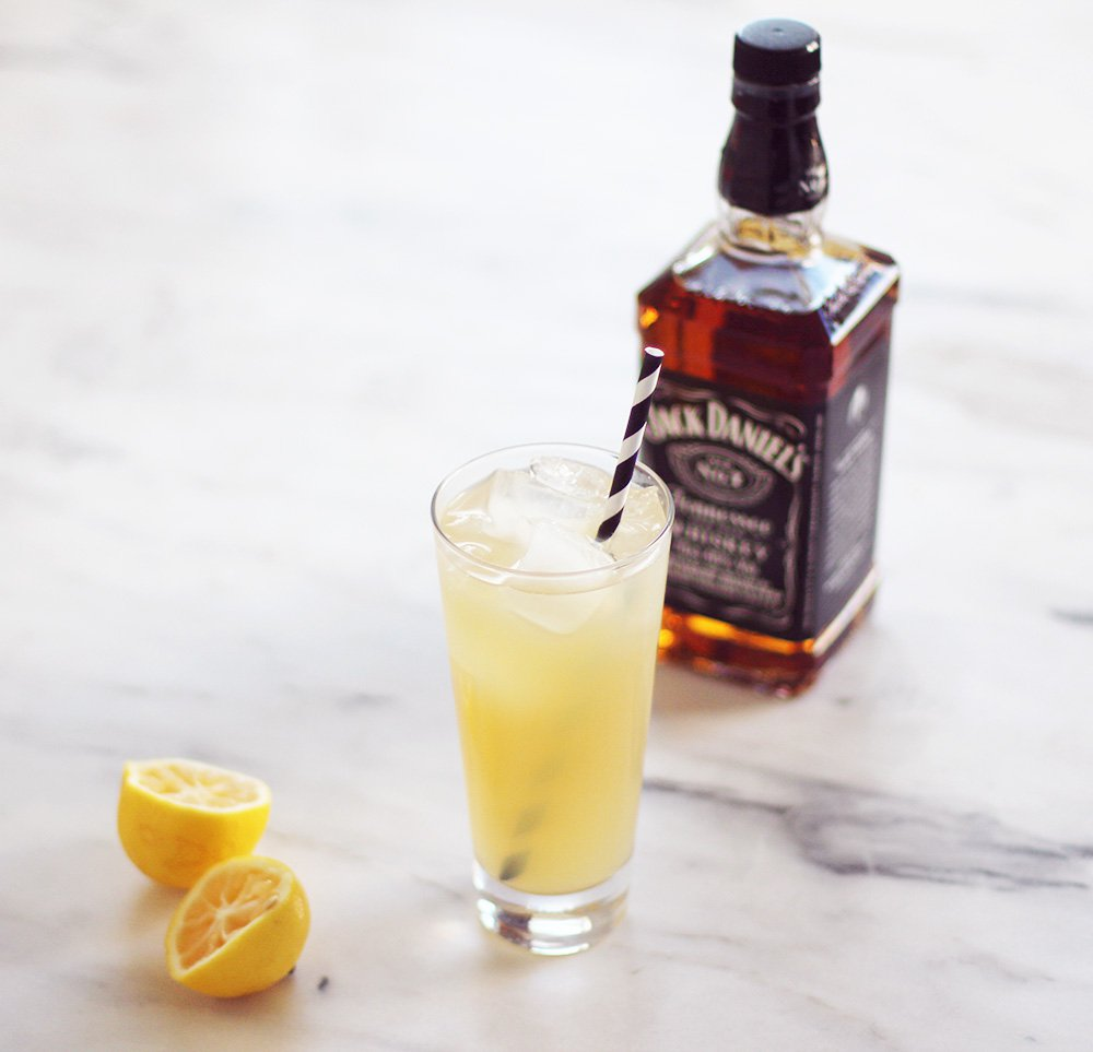 COCKTAIL - Lynchburg Lemonade som på Salon39..