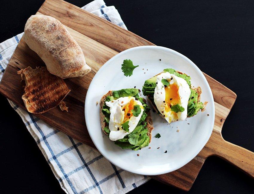 SØNDAGS-OPSKRIFT - sådan pocherer du et æg..