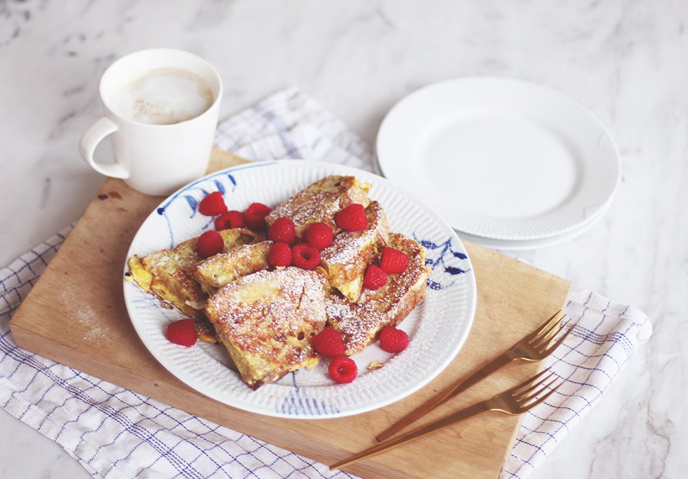 OPSKRIFT - French toast..