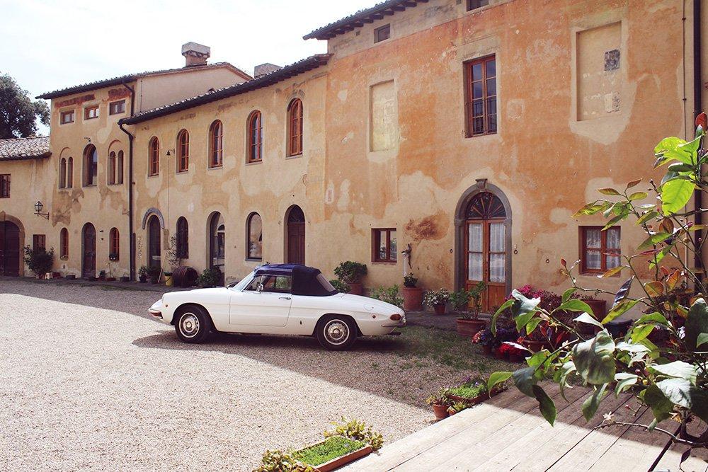 REJSER - Postkort fra Toscana..