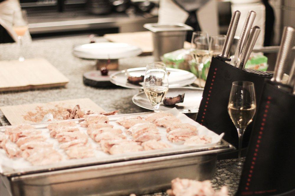 middag med moet og emily salomon kokkeriet (1 of 10)